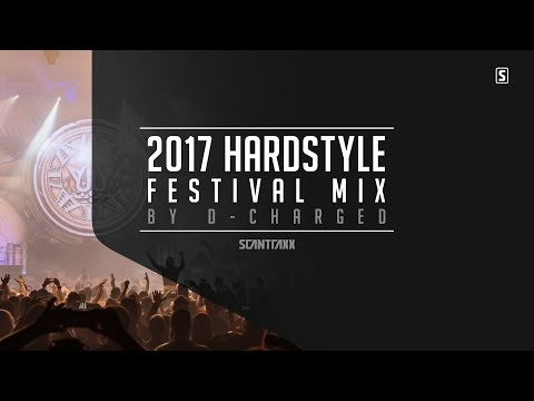 2017 Hardstyle Festival Mix (2 HOURS) - by D-Charged