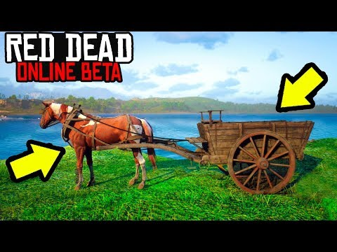 THIS CART CAN MAKE YOU $1000 in Red Dead Online! Easy Money Making in Red Dead Online! - UCyZVg3fUUj3T3GfJmBvmJRw