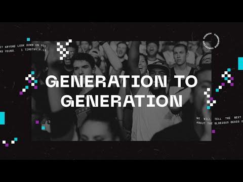 Generation To Generation  Gen X & Millenials  Cam Huxford