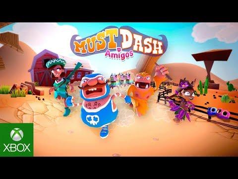 Must Dash Amigos | Xbox One | Announcement Trailer