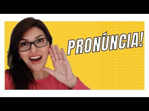Pronúncia: 2 dicas para você não errar mais!