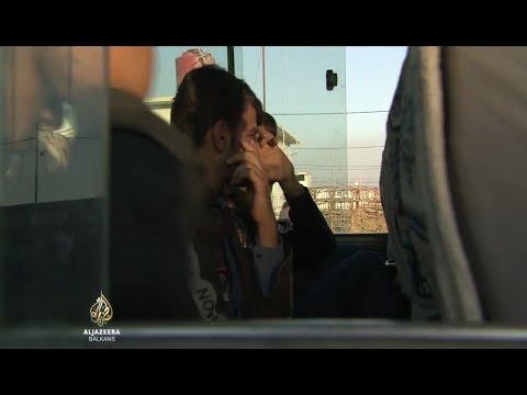 Krijumčari pomažu Sirijcima da uđu u Irak