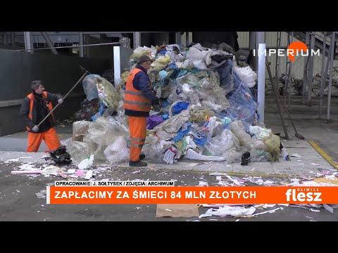 Flesz Gliwice / Zapłacimy za śmieci 84 mln złotych