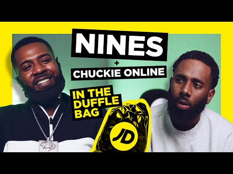 jdsports.co.uk & JD Sports Voucher Code video: NINES MAKES RARE PODCAST APPEARANCE WITH CHUCKIE ONLINE | JD IN THE DUFFLE BAG PODCAST