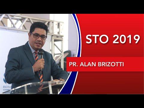 Seminário teológico para obreiros - Pr. Alan Brizotti - P8 - Unidade e alinhamento - 22 09 2019