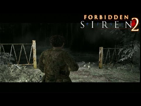 FORBIDDEN SIREN 2 (PlayStation 2) - Gameplay en Español || EVENTO PS2