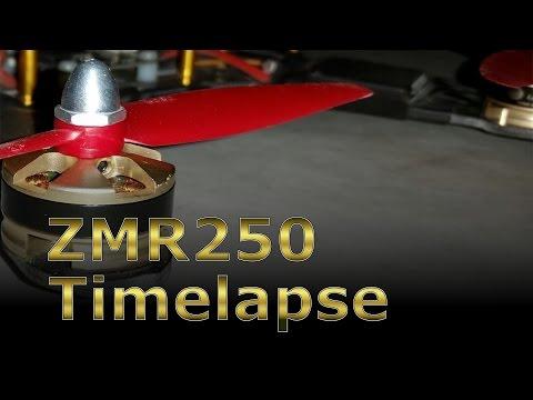 CC3D ZMR250 build timelapse - DIY Quadcopter Experiments - UCrGBZcbgb00RtuH2W1-dX3g