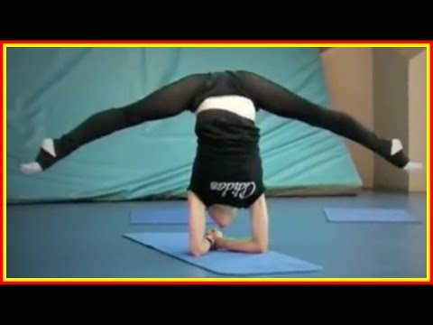 Flexibility Disciplines: Gymnastics, Ballet And Circus Contortion