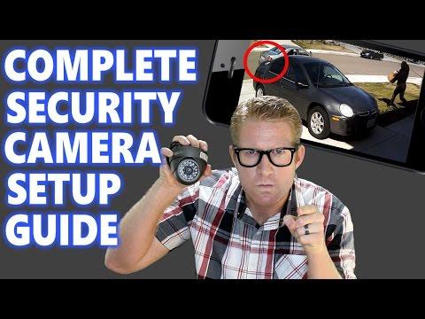 Home Security Camera System Surveillance Setup: How to Best DIY IP Installation Placement HD CCTV 16 - UCYG61PkPWdzQ_2R99U5Ogmg