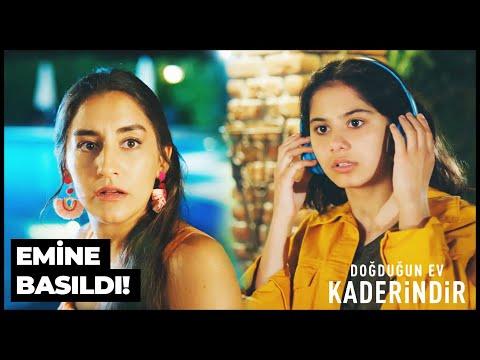 Faruk ve Emine Kibrit'e Yakalandı | Doğduğun Ev Kaderindir 12. Bölüm