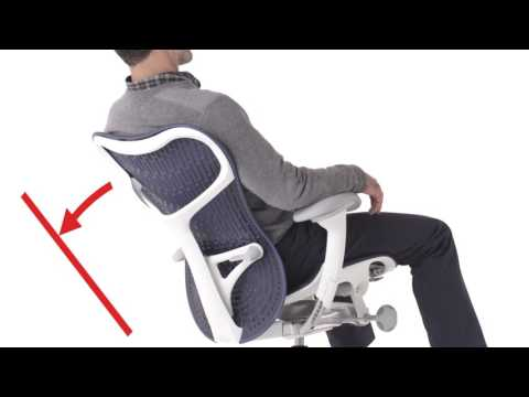 Adjusting Mirra 2 Chair