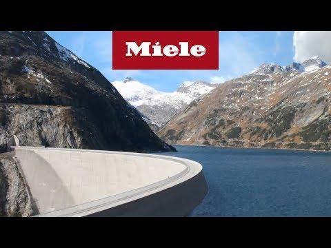 Diskmaskiner med FlexiTimer och EcoStart | Miele
