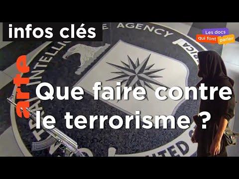 Les infos clés face au terrorisme |  ARTE