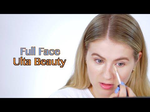Full Face of ULTA BEAUTY Makeup!