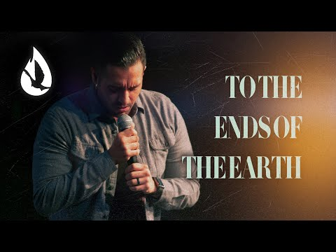 To The Ends of the Earth (by Hillsong UNITED)  Acoustic Worship Cover by Steven Moctezuma