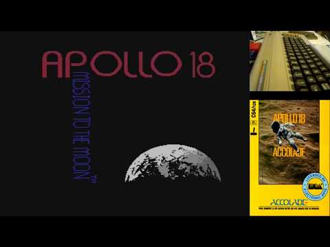 Apollo18 - Serie de Juegos Épicos en Commodore 64 real