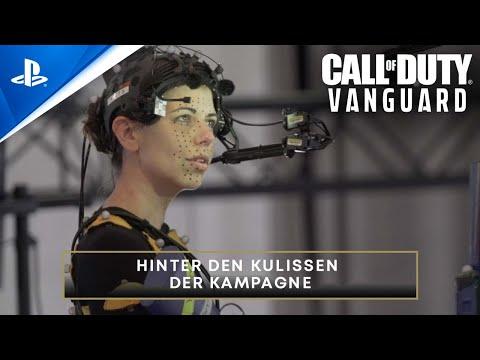 Call of Duty: Vanguard ? Hinter den Kulissen der Kampagne | PS5, PS4, deutsch