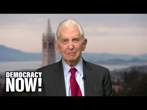 Daniel Ellsberg: Espionage Charges Against Assange Are Most Significant Attack on Press in Decades