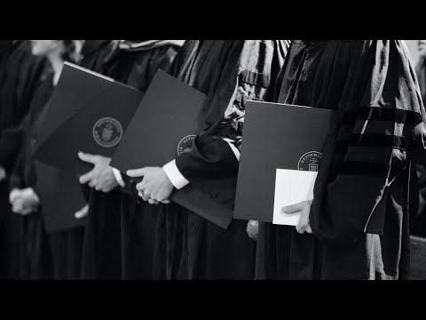 2020 Commencement and Convocation Exercises