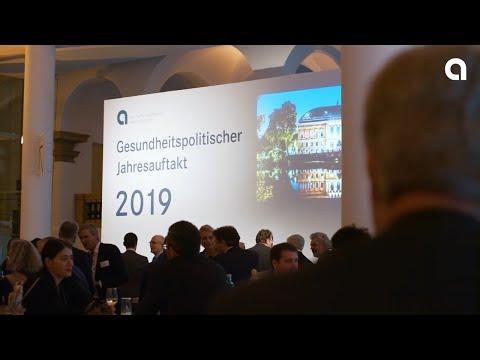 Gesundheitspolitischer Jahresauftakt 2019 der apoBank