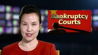 China Rising 18: Bankruptcy in China