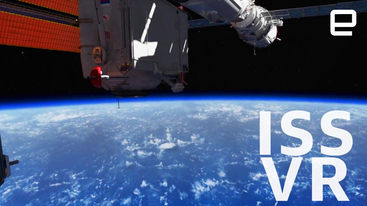 How the first VR spacewalk will be filmed