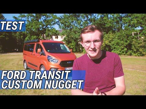 Ford Transit Custom Nugget 2.0 EcoBlue 185 KM: Konkurent dla Californi - #313 Jazdy Próbne