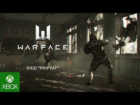 Warface - New Raid