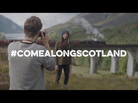 Scotland. Come along.