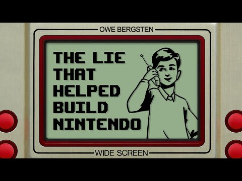 The Lie That Helped Build Nintendo - UCKy1dAqELo0zrOtPkf0eTMw