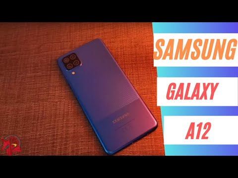 Samsung Galaxy A12 Unboxing & Full Tests