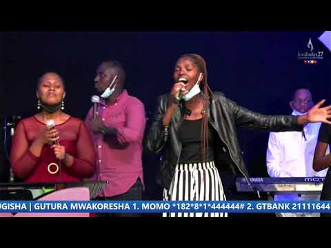 FOURSQUARE TV // SUNDAY 3rd SERVICE  WITH PASTOR NATHAN TAREMWA 11.04.2021
