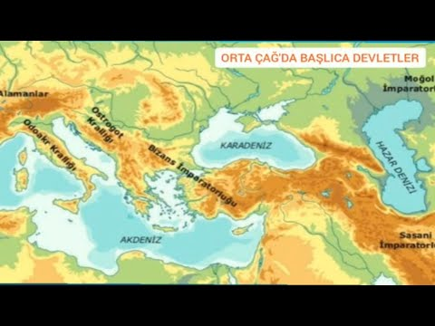 9.Sınıf |3.Ünite| Orta Çağ'da Dünya /1#Orta Çağ'da Siyasi Yapılar