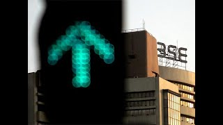Sensex rebounds 100 pts; Nifty ends at 10,997
