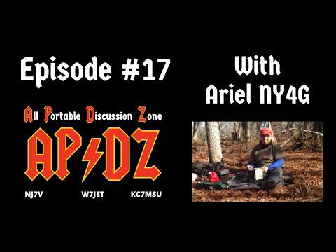 Episode #17 - Ariel NY4G