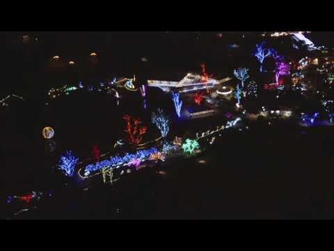 ZooLights Presented by SRP From the Sky!