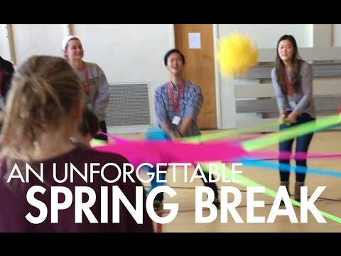 An Unforgettable Spring Break
