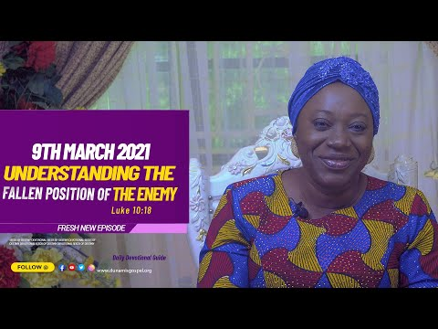 Dr Becky Paul-Enenche - SEEDS OF DESTINY  TUESDAY MARCH 9, 2021