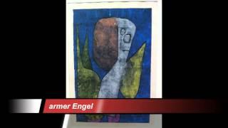 Im Bild: Engel von Paul Klee