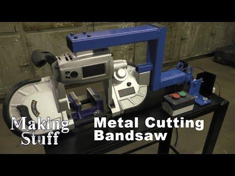 DIY Metal Cutting Horizontal/Vertical Band Saw - UCSXK6dmhFusgBb1jDrj7Q-w