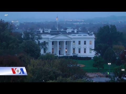 FBI bắt nghi can âm mưu tấn công Nhà Trắng (VOA)