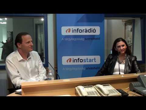 Párbeszéd a gazdaságról - Szombati Anikó és Bilibók Botond az InfoRádióban - 1. rész - 2019. 11. 20.