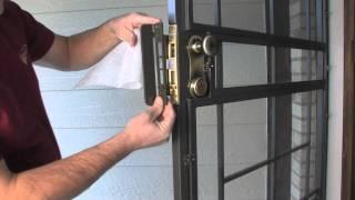 Security Doors Security Door Break In
