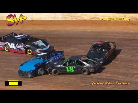 411 Motor Speedway   Frostbuster   Mini Stock   Classic   Street Stocks   Feb. 25 2017 - dirt track racing video image