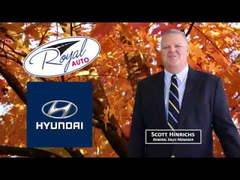 Royal Auto Oneonta - Hyundai 2016 Spot