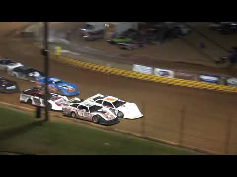 602 Late Model at Lavonia Speedway July 16th 2021 - dirt track racing video image