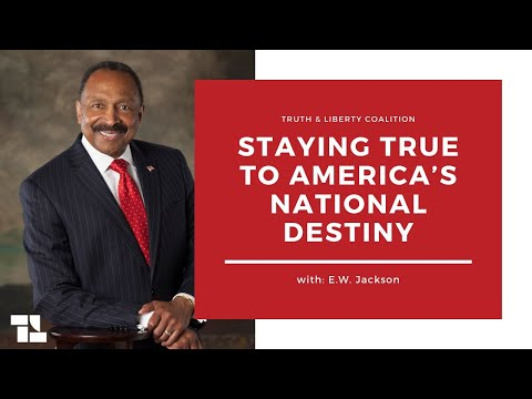 E.W. Jackson on Truth & Liberty LIVE - March 16, 2020