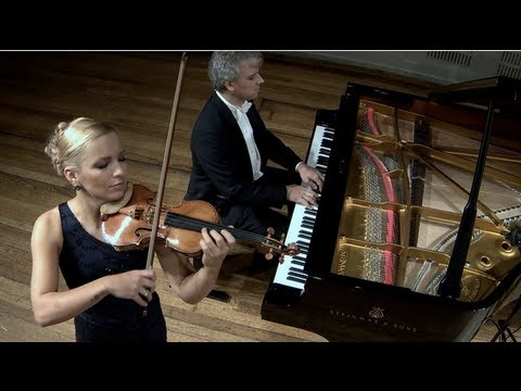 """GoPro Music: Violinist Lidia Baich - """"Spartacus"""" Live in Vienna"""