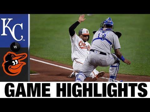 Royals vs. Orioles Game Highlights (9/9/21) | MLB Highlights