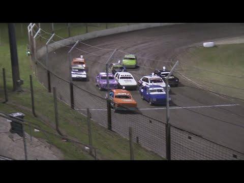 2016/17 National Junior Sedan Title (Night 2): Borderline Speedway   7th January 2017 - dirt track racing video image